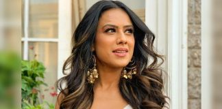 Nia Sharma: Those blessed with good looks don't click a lot of selfies