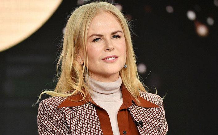 Nicole Kidman breaks ankle amid COVID-19 lockdown