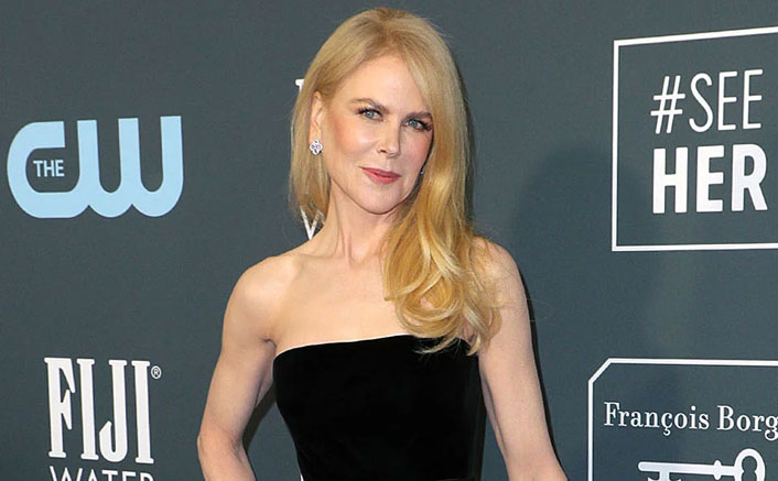 Nicole Kidman Jokes About Her Foot Injury; Thanks Fans For The Good Wishes