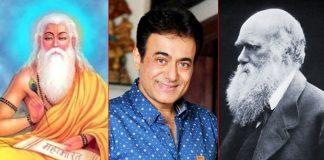Nitish Bharadwaj Feels Ved Vyas' Theory Of Evolution Was More Detailed Than Charles Darwin