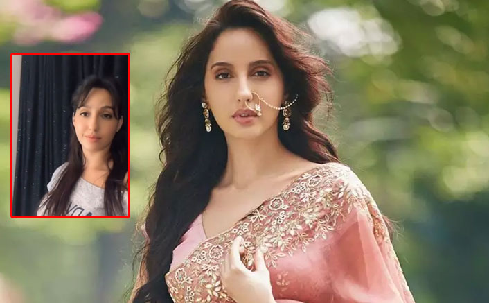 Nora Fatehi Posts A Hilarious TikTok Video About Insomnia & We Can Totally Relate To It