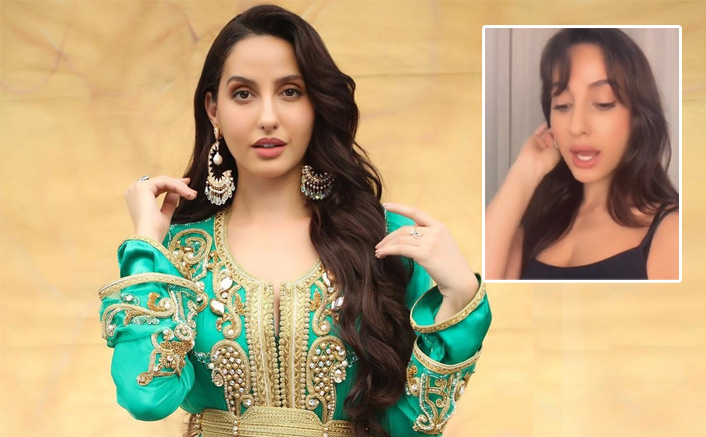 Nora Fatehi's Recreation Of 'Pooja, What Is This Behaviour?' Will Leave You In Spilts!