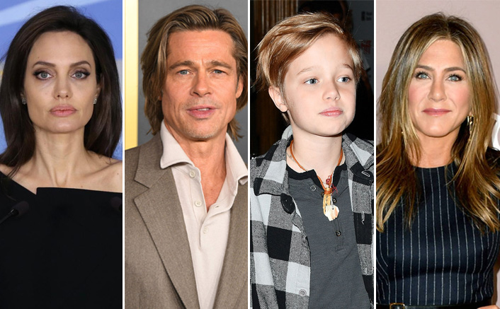 Jennifer Aniston REACTS To Reports Around Brad Pitt-Angelina Jolie's Daughter Shiloh Calling Her 'Mommy'