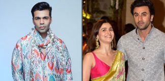 OMG! Did Karan Johar Just CONFIRM Ranbir Kapoor & Alia Bhatt Living Together Amid Lockdown
