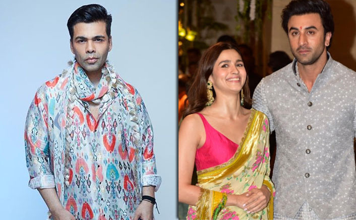 OMG! Did Karan Johar Just CONFIRM Ranbir Kapoor & Alia Bhatt Living Together Amid Lockdown