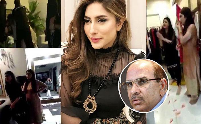 OMG! Pakistani Actress Uzma Khan Assaulted By A Woman& 12 Gunmen; Actress Accuses Realtor Malik Riaz