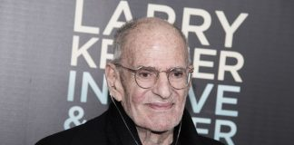 Oscar-nominated Larry Kramer no more