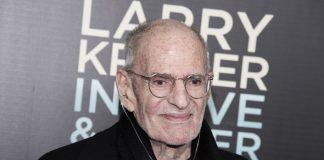 Oscar-nominated Larry Kramer no more