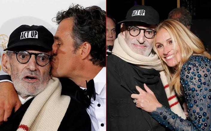From Julia Roberts To Mark Ruffalo, Hollywood Stars Mourn Oscar Nominated Screenwriter Larry Kramer's Demise