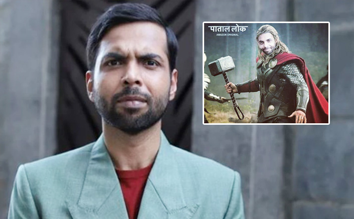Paatal Lok: Abhishek Banerjee AKA Hathoda Tyagi Shows His 'Thor' Avatar In His Latest Instagram Post