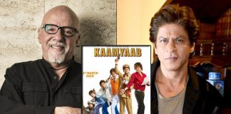 Paulo Coelho Reviews Shah Rukh Khan's Backed Kaamyaab; King Khan Replies Back
