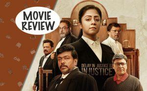 Ponmagal Vandhal Movie Review