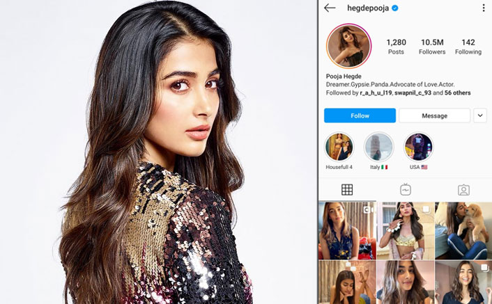 Pooja Hegde's Instagram Hacked Last Night, Gets Restored This Morning