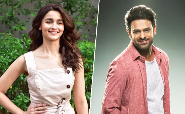 Prabhas 21: The Baahubali Star Is All Set To Romance Alia Bhatt In Upcoming Period Drama?