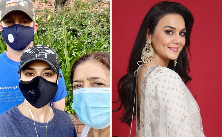 Preity Zinta's 'Life Aaj Kal' Amid The Lockdown Is Just Like Every One Of Us!