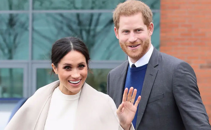 Prince Harry And Meghan Markle Move In To Tyler Perry's Mansion At Beverly Hills Worth USD 18 Million