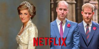"""Princess Diana' Netflix Documentary Likely To """"Open New Wounds"""" For Prince William & Prince Harry"""