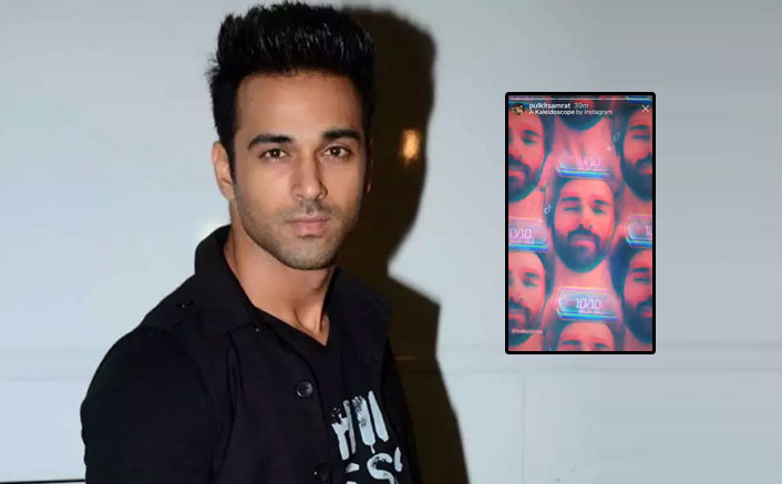 Pulkit Samrat Tries The 'Rate Your Look Challenge' On Tik Tok, Can You Guess His Score?