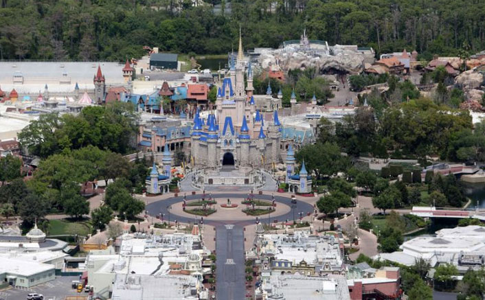 Quarantine Diaries: Man Locks Down Himself On Disney World's Shuttered Island, Gets Arrested