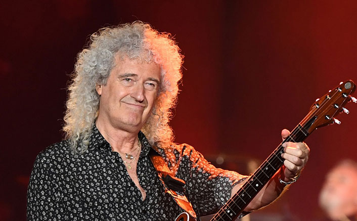 Queen's Guitarist Brian May Reveals He Suffered A Heart Attack