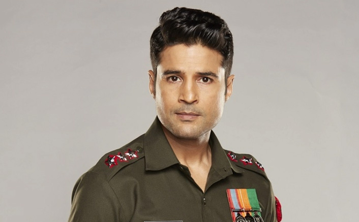 Rajeev Khandelwal: Always been connected with Indian Army