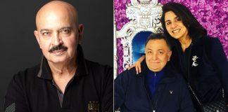 "Rakesh Roshan: ""When I Met Rishi Kapoor In March Before The Lockdown; Chintu, Neetu Kapoor…"""