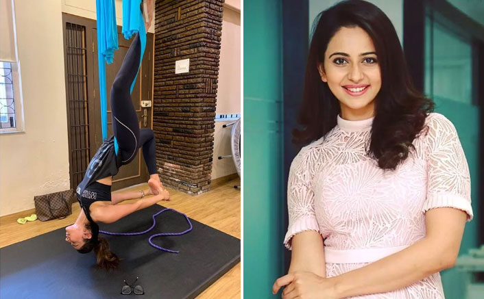 Rakul Preet Singh Reminisces Her 2-Year-Long Journey With Yoga In A Throwback Post