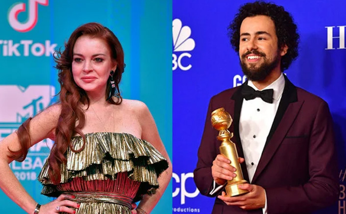 """Ramy Youssef Reveals Lindsay Lohan Was Supposed To Appear On Season 2 Of """"Ramy"""""""