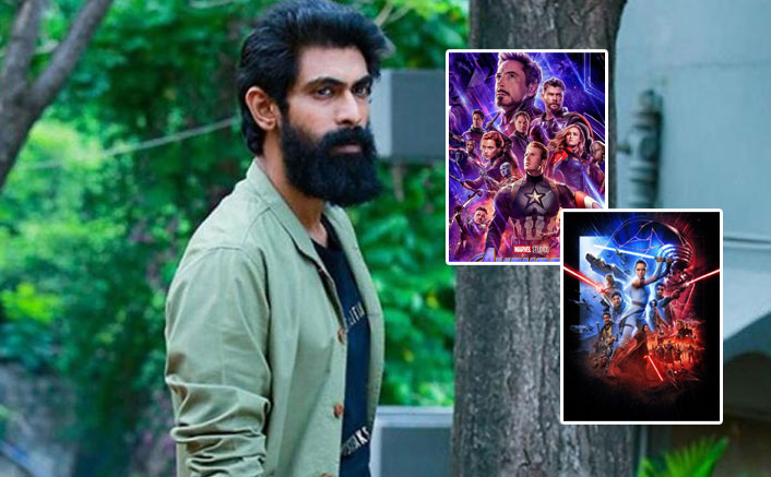 Rana Daggubati Talks About Theatres Vs OTT Debate; Says For Films Like Avengers Or Star Wars, One Has To Come Back To Theatres