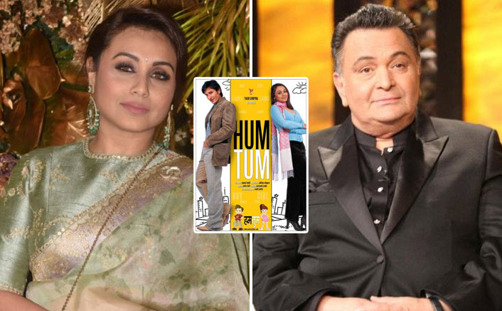 """Rani Mukerji Remembers Rishi Kapoor As Hum Tum Completes 16 Years: """"Chintu Uncle Was Just Not Used To..."""""""
