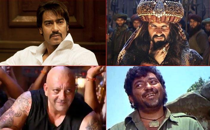 Ranveer Singh's Alauddin Khilji Enjoys Gabbar Singh & Kancha Cheena's Arm Wrestling Match, Sultan Mirza & Others Accompany