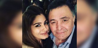 Raveena Tandon: Rishi Kapoor's death a big blow for my father