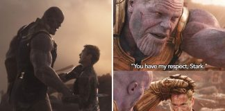 Remember Thanos Telling Iron Man That He Respects Him In Avengers: Infinity War? This Fan Theory Explains The Reason & Similarities Between The Rivals