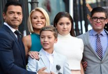 Ripa Kelly, Mark Consuelos & Family Is On An Extended Family Trip In Carribbean