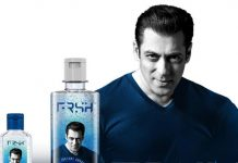 Salman launches grooming care brand, says 'Sanitisers aa chuke hain'