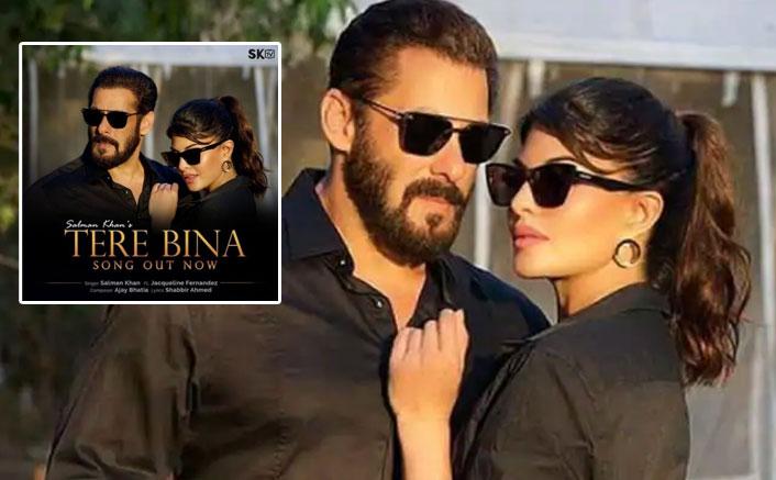 Salman's love song 'Tere Bina' gets 26 mn views