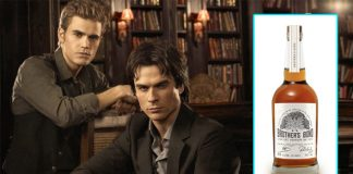 Salvatore Brothers AKA Ian Somerhalder & PaulWesley Of Vampire Diaries Fame Launch Own Bourbon & We Cant Keep Calm