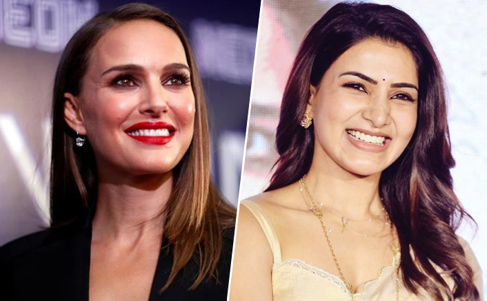 Samantha Akkineni Takes A Cue From Natalie Portman On Achieving 10 Million Followers On Instagram