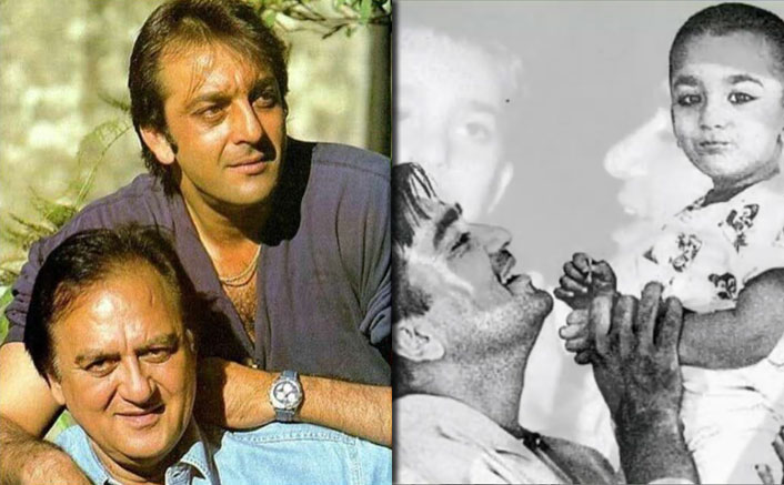"Sanjay Dutt Misses Dad Sunil Dutt On His 15th Death Anniversary: ""With You By My Side..."""
