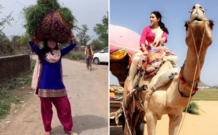 Sara Ali Khan Showcases Her Desi Avatar In The Latest Post & We're In Awe!