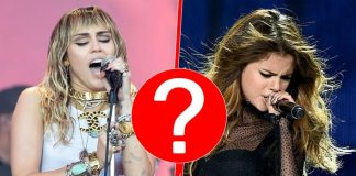 Selena Gomez VS Miley Cyrus: When There Was A Cat Fight Over THIS Hollywood Hunk - CELEBRITY RIVALS #3
