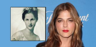 Selma Blair's mother Molly Cooke no more