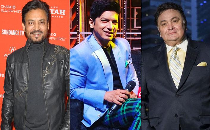 Singer Shaan To Pay Tribute To Late Rishi Kapoor & Irrfan Khan With 'Ek Desh Ek Raag'