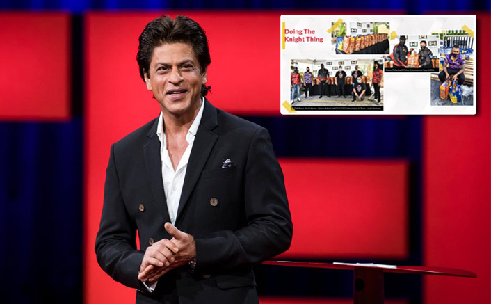 Shah Rukh Khan's Cricket Team Trinbago Knight Riders To Distribute Food Packets In Tobago & Trinidad