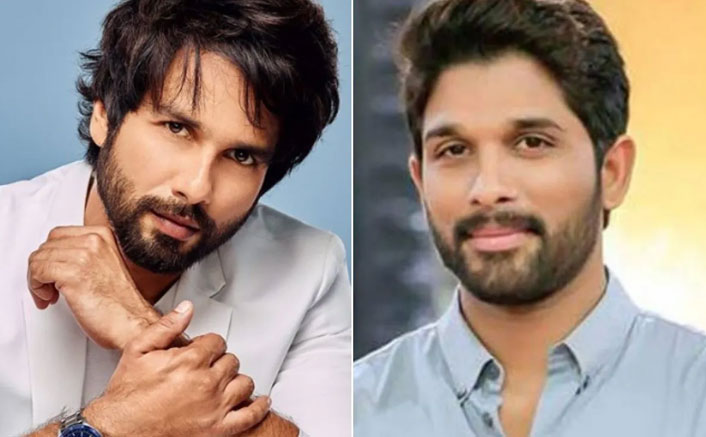 Shahid Kapoor Loves THIS Skill Of South Superstar Allu Arjun Of Which He Himself Is A Master Of