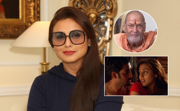 "Rani Mukerji On Yuva: ""Late Shammi Kapoor Loving My Performance In The Film Was A Huge Compliment"""