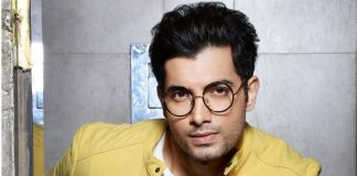 Sharad Malhotra recites a poem about starting again