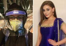 Shefali Jariwala on her flying experience amid pandemic