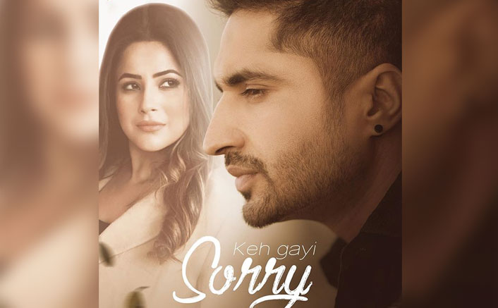 Shehnaaz Gill & Jassie Gill Are All Lost In This Poster Of Their Upcoming Song 'Keh Gayi Sorry'