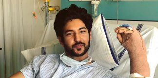 Shivin Narang discharged from hospital, says all is well